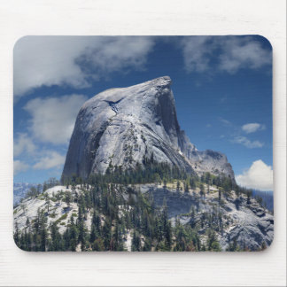 Half Dome from the North - Yosemite Mouse Pad