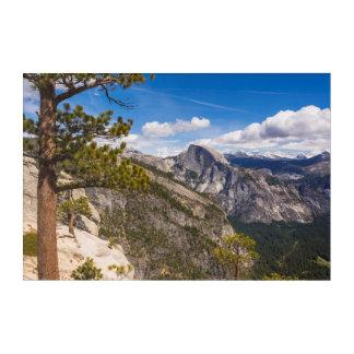 Half Dome landscape, California Acrylic Wall Art