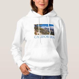 Half Dome landscape, California Hoodie