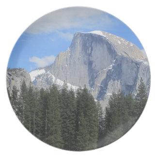 Half Dome Plate
