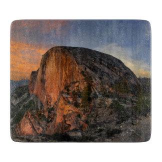 Half Dome Sunset - Yosemite Cutting Board