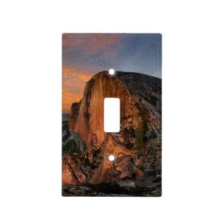 Half Dome Sunset - Yosemite Light Switch Cover