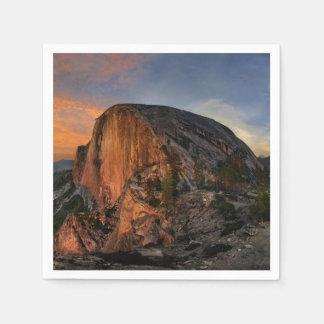 Half Dome Sunset - Yosemite Napkin