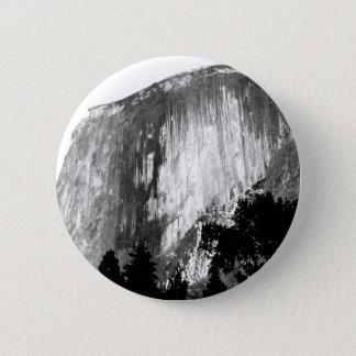 HALF DOME - Yosemite 2 Inch Round Button