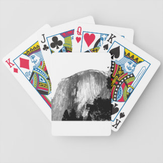 HALF DOME - Yosemite Bicycle Playing Cards