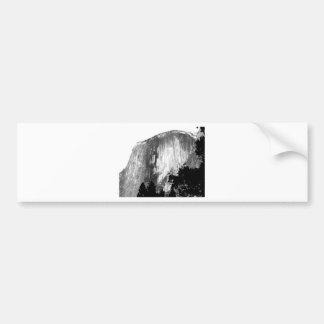 HALF DOME - Yosemite Bumper Sticker