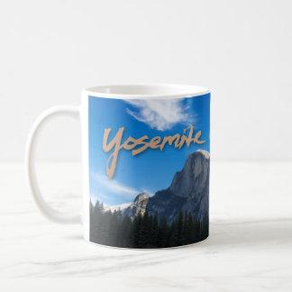 Half Dome Yosemite Mug