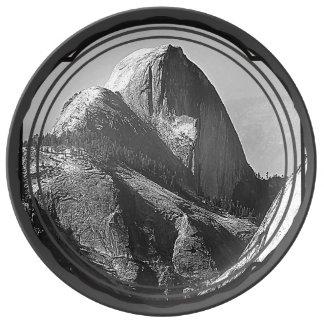 Half Dome, Yosemite National Park Plate