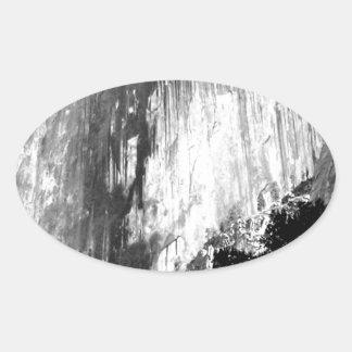 HALF DOME - Yosemite Oval Sticker