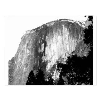 HALF DOME - Yosemite Postcard