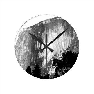 HALF DOME - Yosemite Round Clock