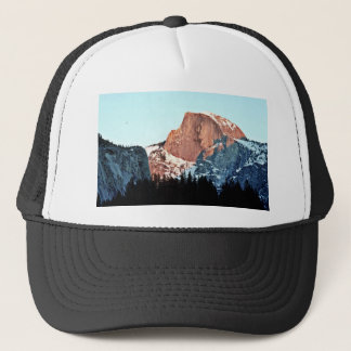 Half-dome, Yosemite Valley Trucker Hat