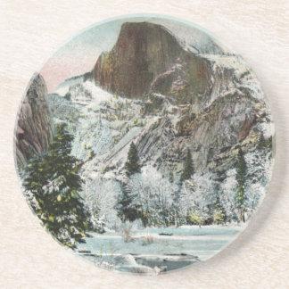 Half Dome, Yosemite Vintage Coaster