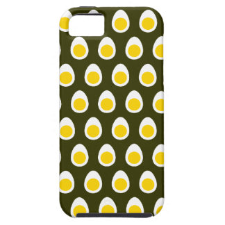 Half Egg Pattern iPhone 5 Cover