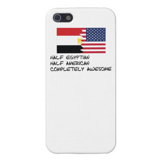 Half Egyptian Completely Awesome Case For iPhone 5/5S
