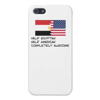 Half Egyptian Completely Awesome iPhone 5/5S Cover