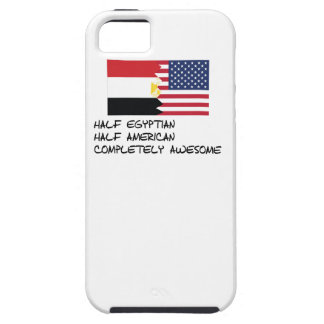 Half Egyptian Completely Awesome iPhone 5 Cover