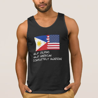 Half Filipino Completely Awesome