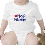 Half Filipino Rompers