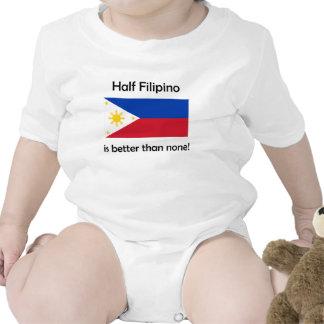 Half Filipino Baby Creeper