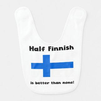 Half Finnish Bib