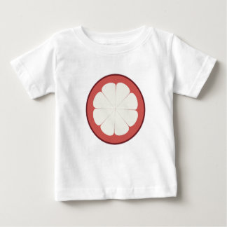 half fruit design baby T-Shirt