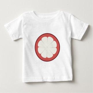 half fruit design baby T-Shirt