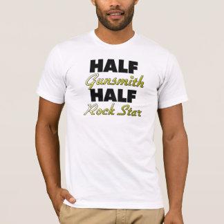 Half Gunsmith Half Rock Star T-Shirt