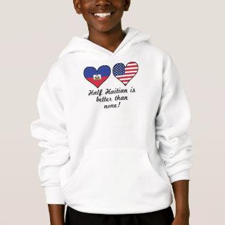 Half Haitian Is Better Than None