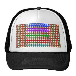Half / Half BALANCED  Moon Energy for GOOD Trucker Hat