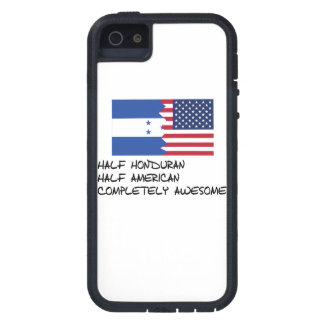 Half Honduran Completely Awesome iPhone 5 Cases