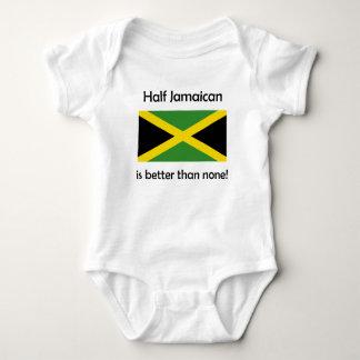 Half Jamaican Baby Bodysuit