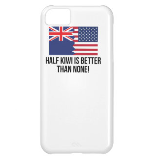 Half Kiwi Is Better Than None iPhone 5C Cover