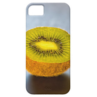 half Kiwi on the table iPhone 5 Cases
