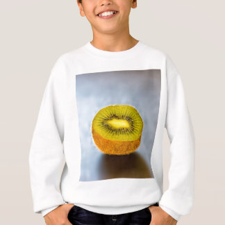 half Kiwi on the table Sweatshirt