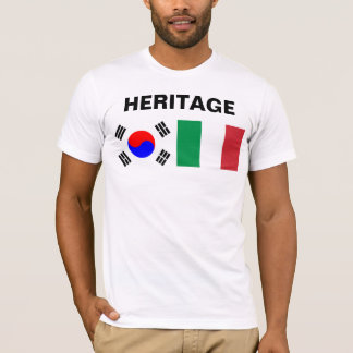 Half Korean, Half Italian T-Shirt
