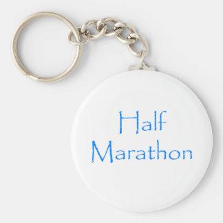 Half Marathon Keychains