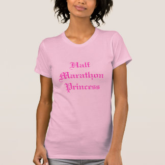 Half-Marathon Princess T-Shirt