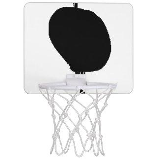 Half Mini Basketball Hoop