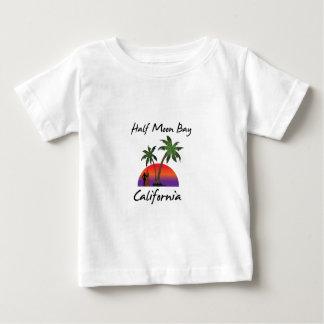 Half Moon Bay California Baby T-Shirt