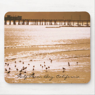 Half Moon Bay Mousepad