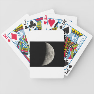 Half Moon Bicycle Playing Cards
