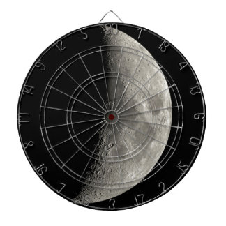 Half Moon Dartboard