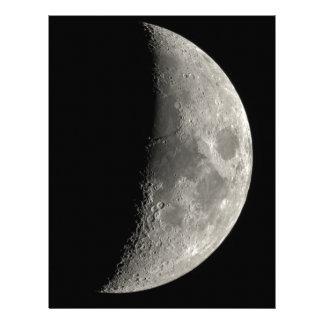 Half Moon Letterhead