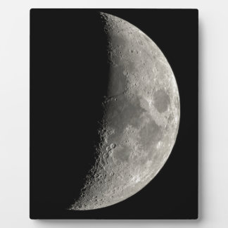 Half Moon Plaque