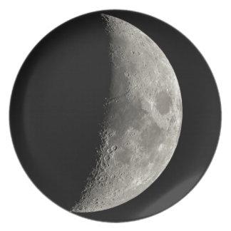 Half Moon Plate