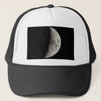 Half Moon Trucker Hat