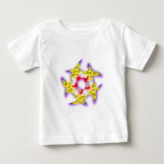 Half-moons pentagon crescents Pentagon Baby T-Shirt