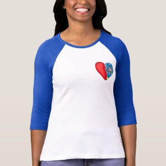 Half My Heart - Eisenhower T-Shirt