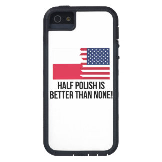 Half Polish Is Better Than None iPhone 5 Covers